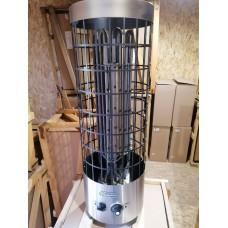 Электрокаменка ЭКМ 6 кВт  «Комфорт Плюс» со встроенным терморегулятором и таймером